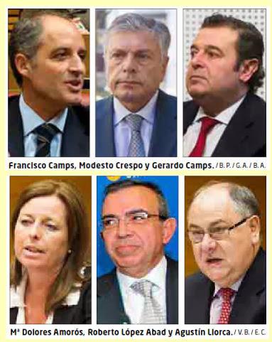 Politicos y responsables de la CAM provocadores de su quiebra