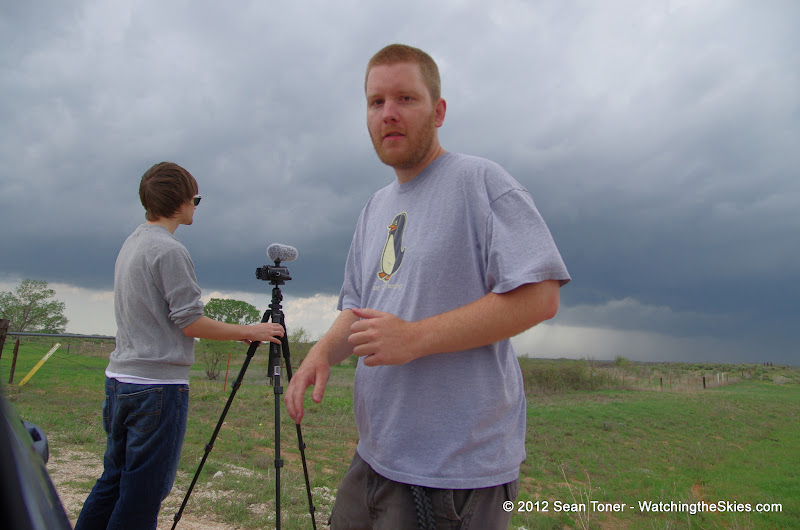 04-14-12 Oklahoma & Kansas Storm Chase - High Risk - IMGP0375.JPG