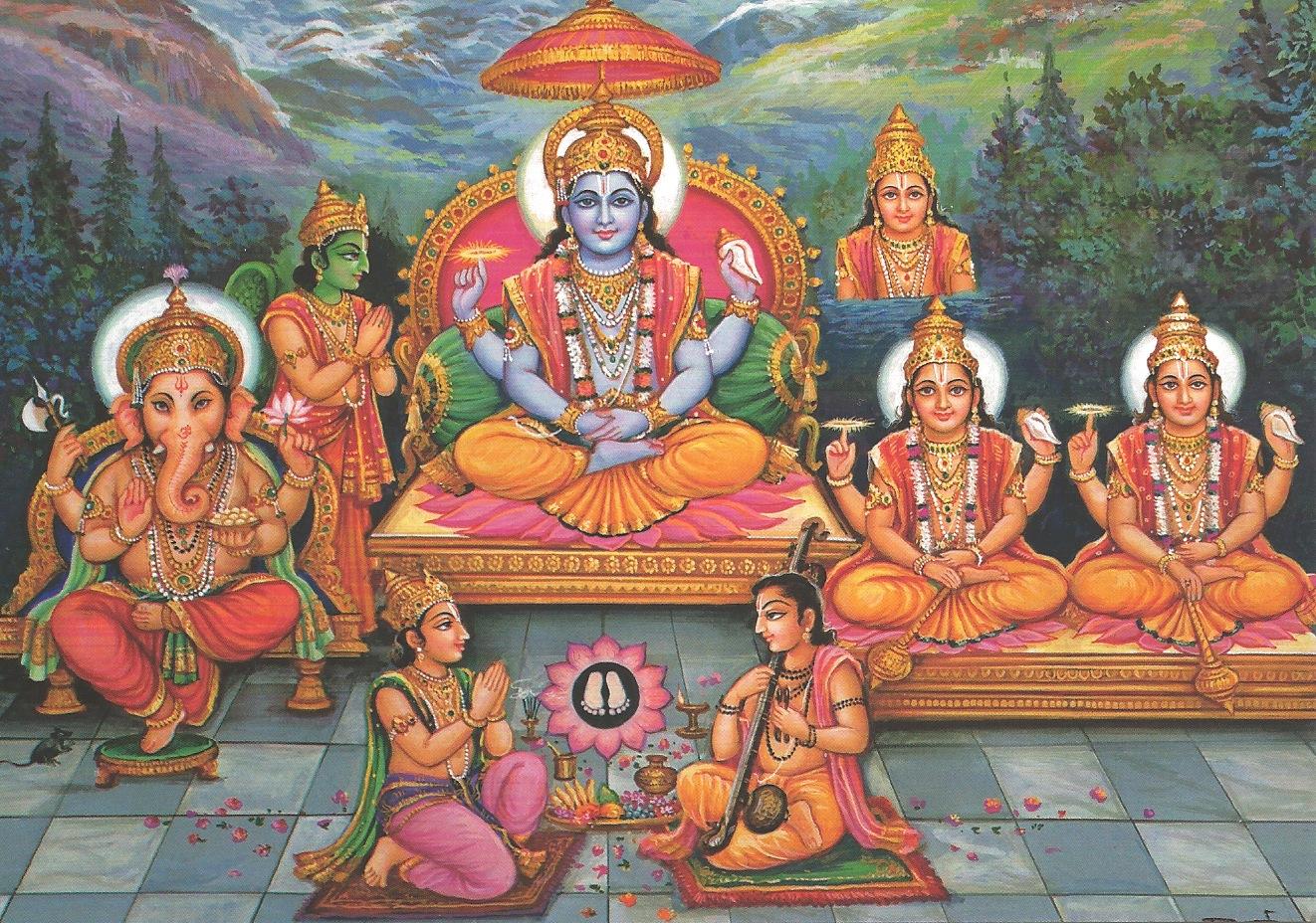 Sri Vishnu Sahasranamam Slokha For Rohini Nakshatra 3rd Pada