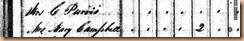 1840 Wilcox County, ALA