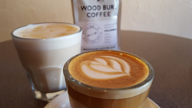 Wood Burl Coffee, served at Press, Dayton, Ohio. From Midwest Travel Experts On 50 Best Coffee Roasters You Need to Know