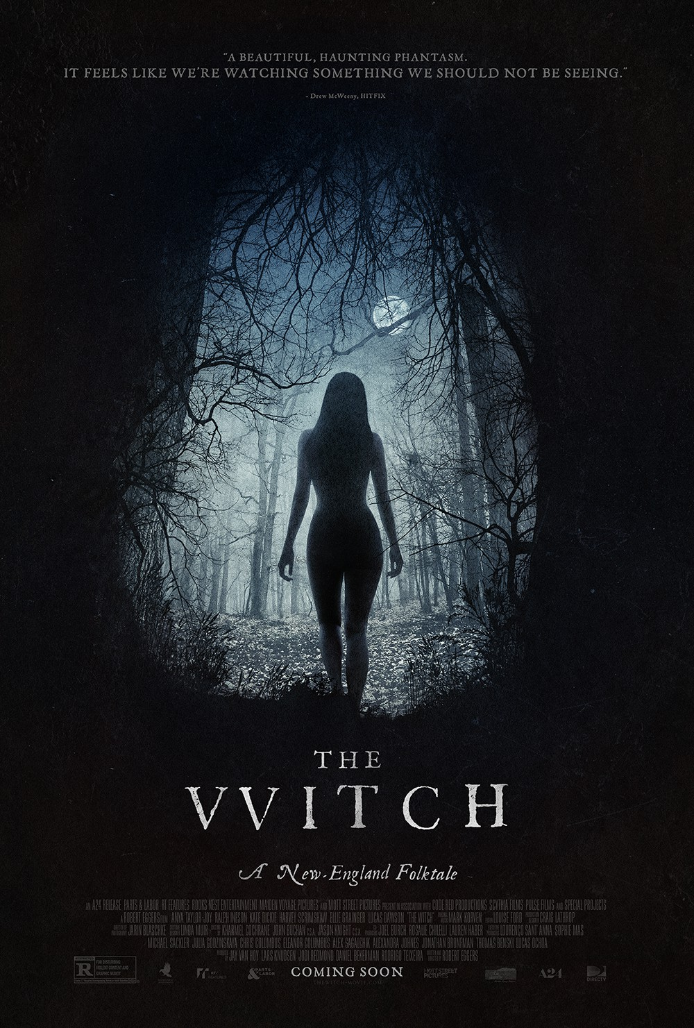 Assista ao macabro novo trailer de A Bruxa - The Witch new trailer