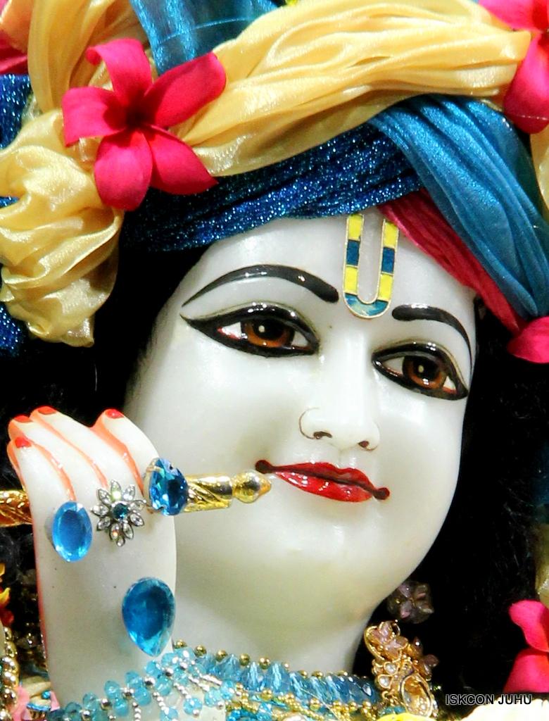 ISKCON Juhu Sringar Deity Darshan on 30th Dec 2016 (14)