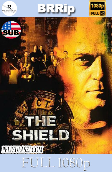 The Shield (2002) Full HD Temporada 1 [01/07] BRRIP 1080p Subtitulada