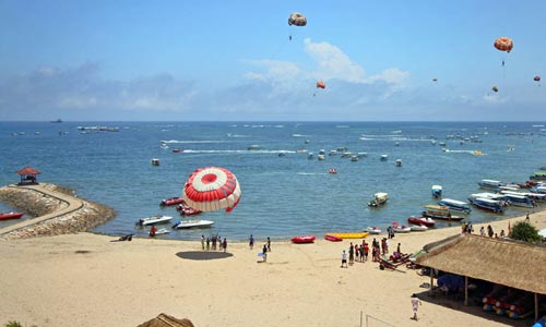 What To Do In Bali: Tanjung Benoa Bali Water Sports