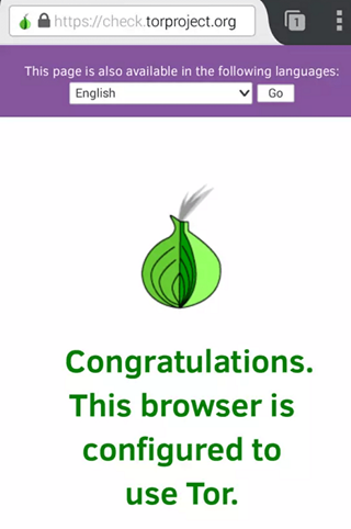 How to Stay Anonymous on your Android using TOR