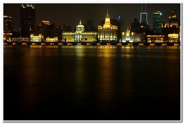 浦東 外灘夜景速寫