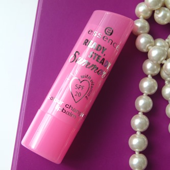 essence ready steady summer colour changing lipbalm