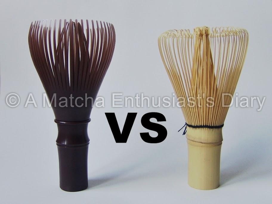 Chasen resin bamboo tea whisk Matcha