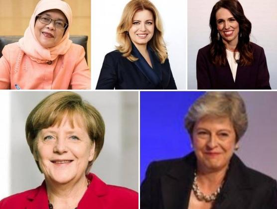 5 Pemimpin Perempuan dari Berbagai Penjuru Dunia yang Menginspirasi