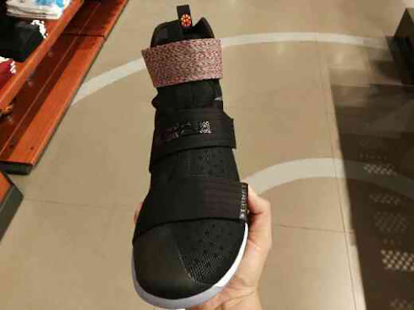 Preview of LeBrons New NBA Finals Kicks  Nike LeBron Soldier 10