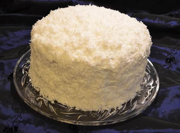 Granny's Famous Coconut Cake Recipe