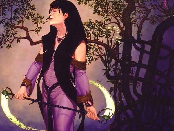 Magian Elf Of Heaven, Fantasy Girls 1