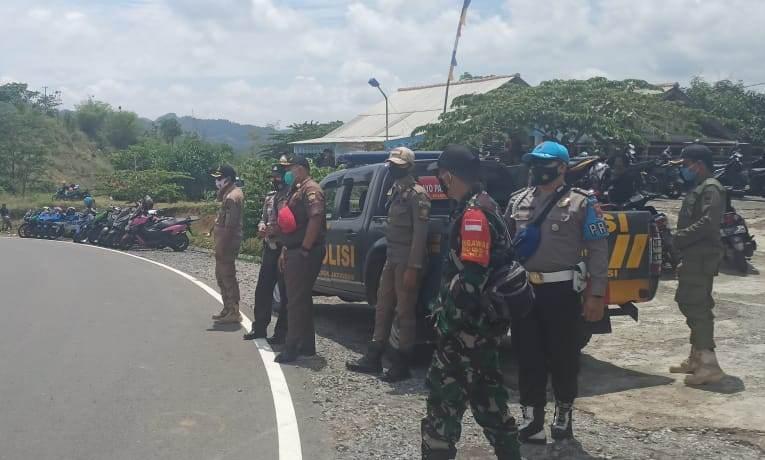 Polres Sumedang Polda Jabar Gencar Operasi Masker dan Penegakan Disiplin Prokes 3M