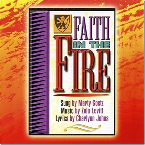 zola levitt with marty goetz - faith in the fire