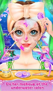 Mermaid Salon Makeover Fun v1.0.0
