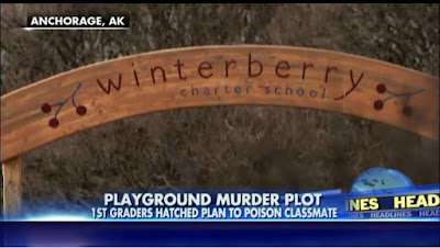 1st-Graders Suspended for Plotting to Poison, Kill Classmate