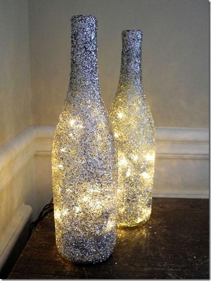decorar botellas navidad todonavidad info (9)