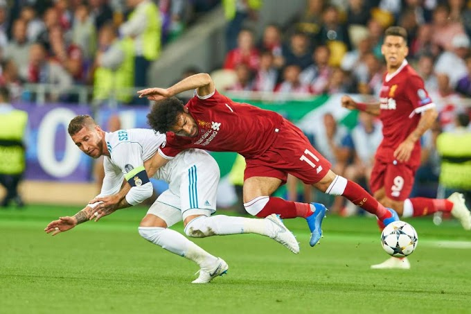 Real Madrid Finally Reveal Plan Sergio Ramos Had To Stop Liverpool In Champions League Final