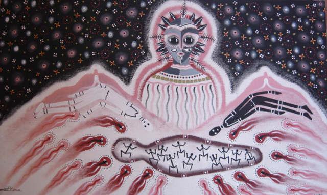 Life Death Rebirth Deity, Gods And Goddesses 5