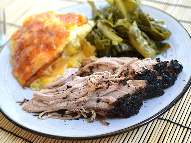 Coffee Rubbed Pork Roast - Budget Bytes