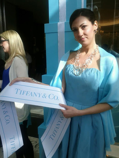 "The ""official"" Tiffany & Co. Ribbon"