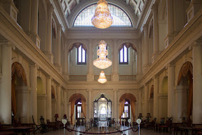 Main Hall of the Noor Mahal