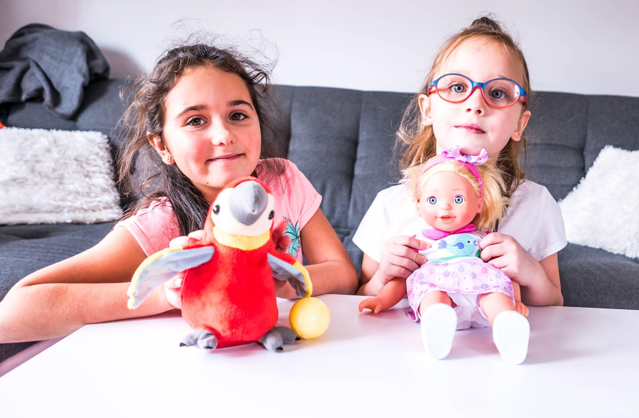 Pomysł na prezent dla dziewczynki 3 latka, 4 latka, 5 lat