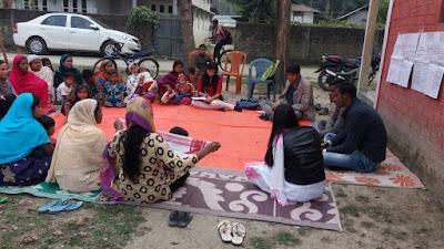 Follow up at Uttar Khoragaon Pt I Bongaigaon
