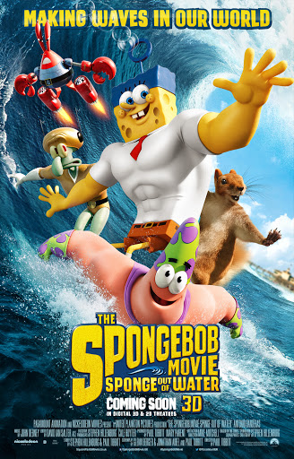 The SpongeBob Movie: Sponge Out of Water - Cậu bé bọt biển