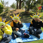 Sun Bathing (Playgroup) 5-2-2016