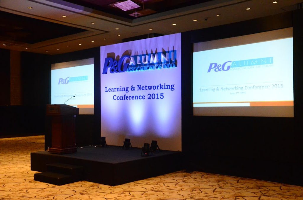 P & G Alumni - Learning and Networking Conference 2015 - 6