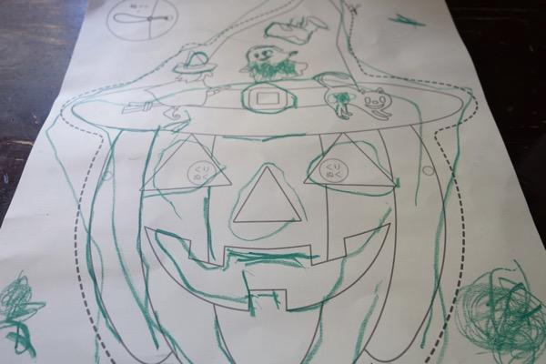 3歳の娘ピヨちゃんの塗り絵が進歩した石井講次の おすすめ絵本バンザイ