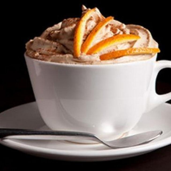 Coffee «Orange chocolate»