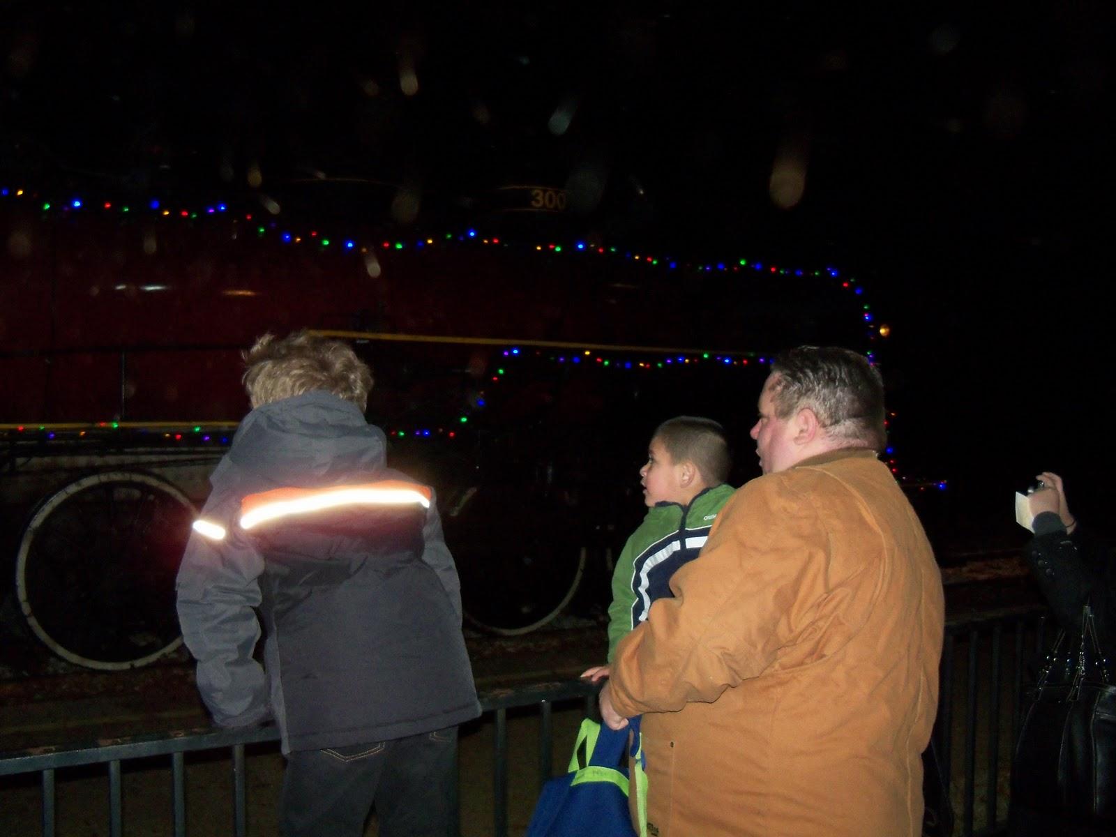 Polar Express Christmas Train 2010 - 100_6216.JPG