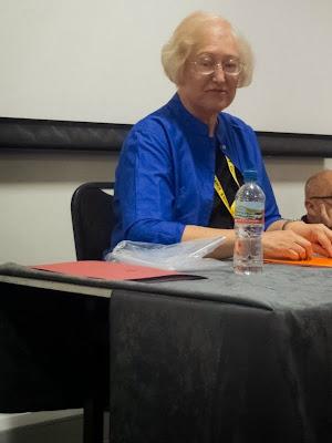 Connie Willis at LonCon
