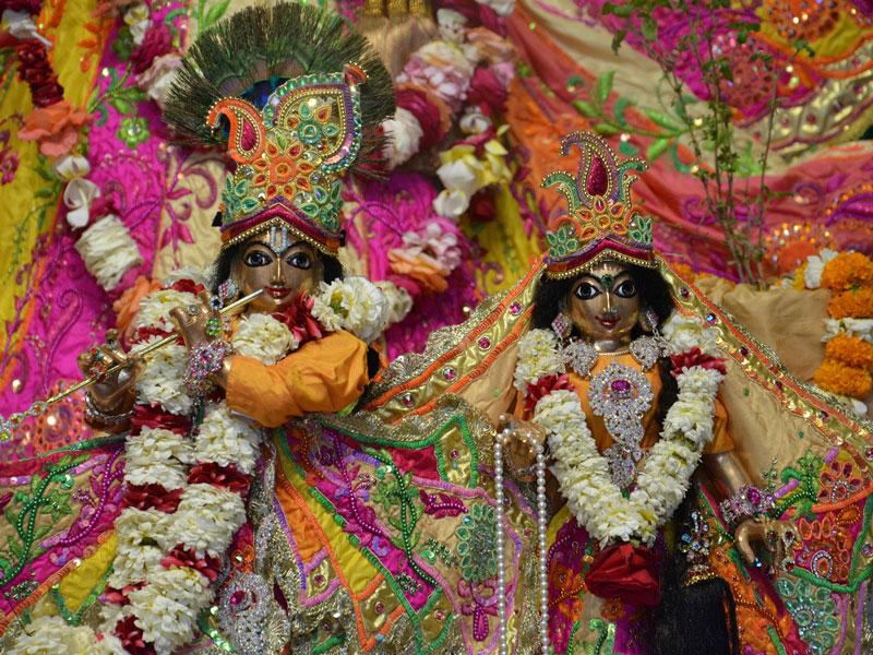 ISKCON Ahmedabad Deity Darshan 02 Mar 2016 (1)