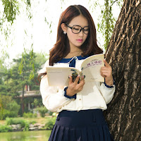 LiGui 2014.11.18 网络丽人 Model 语寒 [37P] 000_7395.jpg
