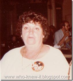 Byrd Ruby Disneyland 1980