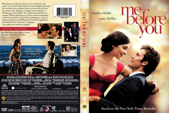 Me Before You – Latino, Inglés