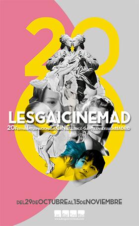 Lesgaicinemad 2015, Festival Internacional de Cine Lésbico, Gai y Transexual de Madrid