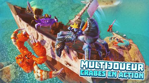 Code Triche King of Crabs APK MOD screenshots 3