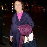 WWW.ENTSIMAGES.COM -       Suzy Menkes arriving     at Afterparty of  The screening of the new Annabel's Docu-Film A String Of Naked Lightbulbs at Annabels London October 28th 2014                                                Photo Mobis Photos/OIC 0203 174 1069