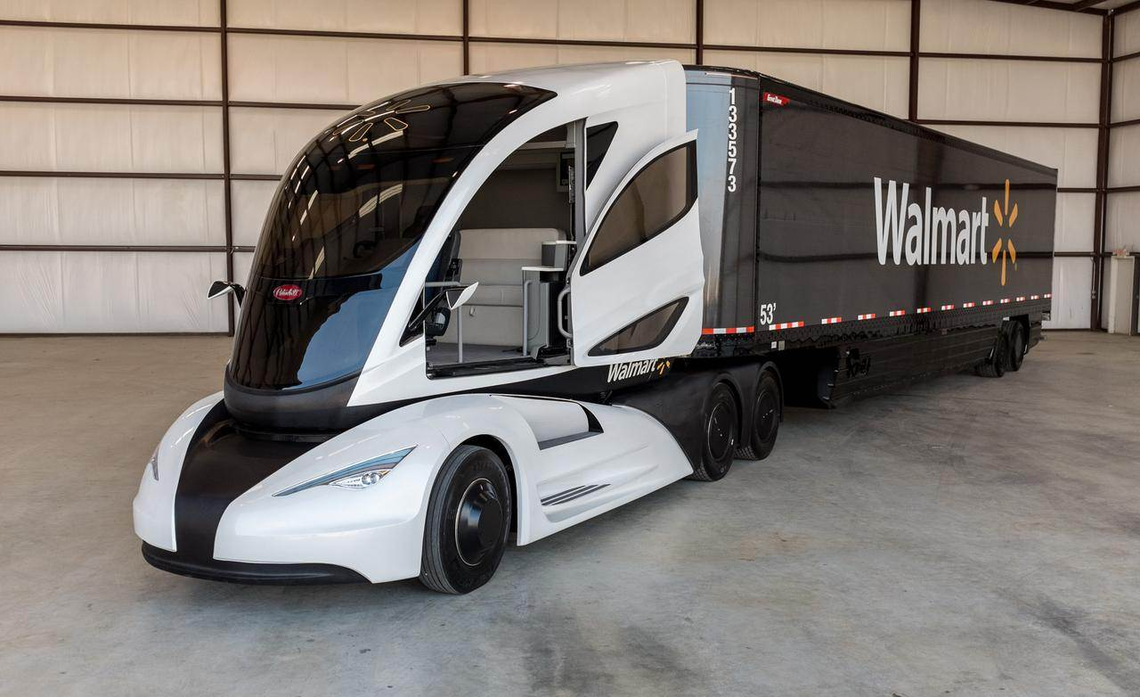 Driverless Trucks To Begin Tests In The Uk Techsledge