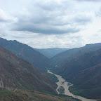 El cañón del Chicamocha