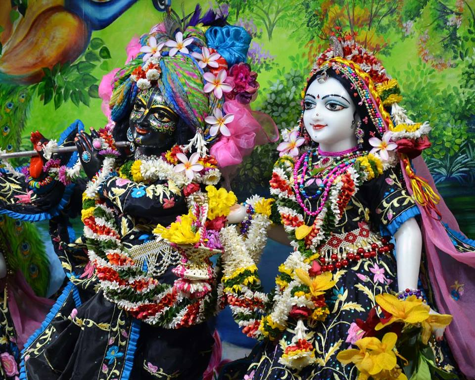 ISKCON Nasik Deity Darshan 03 Feb 2016 (3)