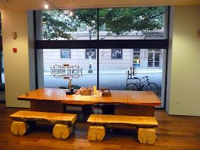 Picnic House, Portland, picnic restaurant