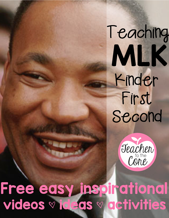 Martin Luther King Jr Freebies-vidoes-and-inspiration