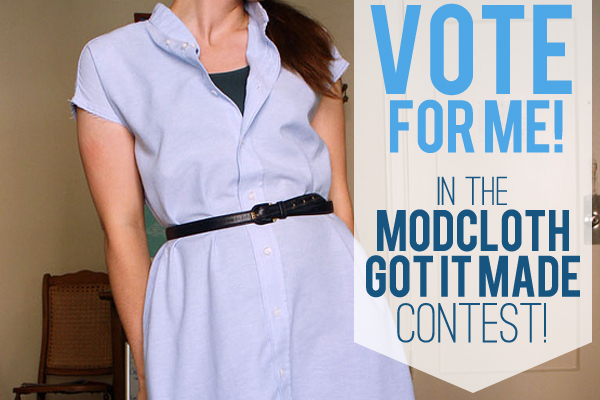 modcloth got it made contest