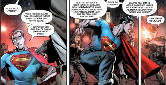 Superman - Action Comics - Os Novos 52